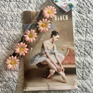 BLOCH | Ladies Tights and a Headband 🌸